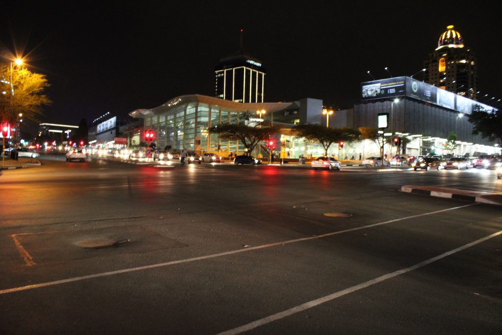 Grautrain Station, cnr West Street and Rivonia road, Sandton City, night life